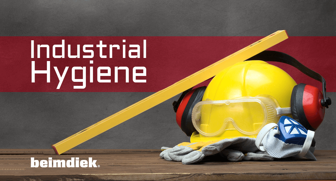 Intro to Industrial Hygiene